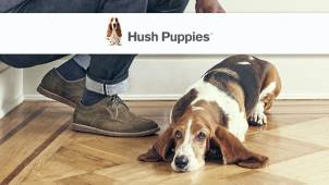 Extra 5% off Sale Orders at Hush Puppies