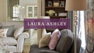 Up to 50% off Home plus Extra 10% off Home Sale Items at Laura Ashley