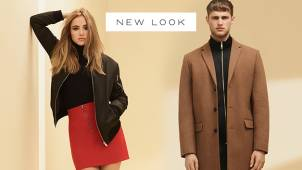 Up to 60% off in the Autumn Sale + 10% off Full Price Orders at New Look