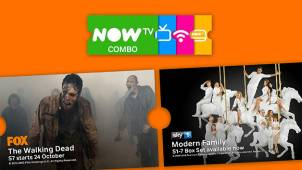 Unlimited Broadband and TV from £9.99 a Month with No Contract at NOW TV