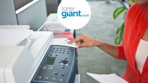 12% off Compatible Ink and Toner at Toner Giant
